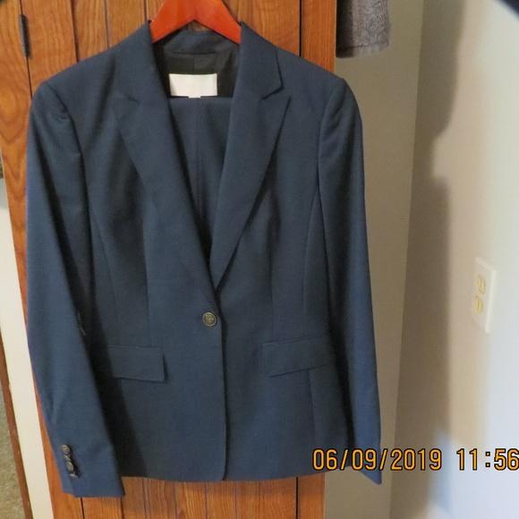 1a607f06 Hugo Boss Tropical Wool 2 pc Pant Suit